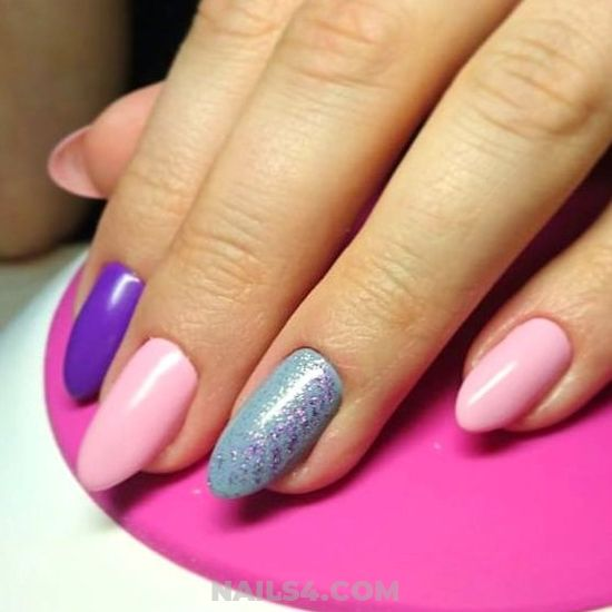 Lovely And Best Gel Nail Art Design - diy, super, nail, nailstyle, star