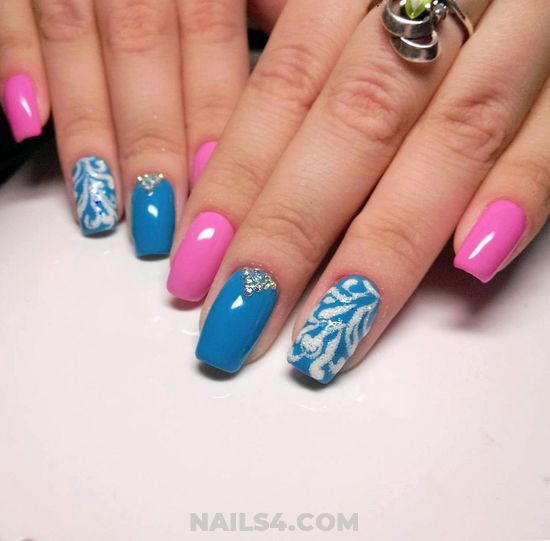 My Classic Pretty Nail Art - charming, party, precious, nails