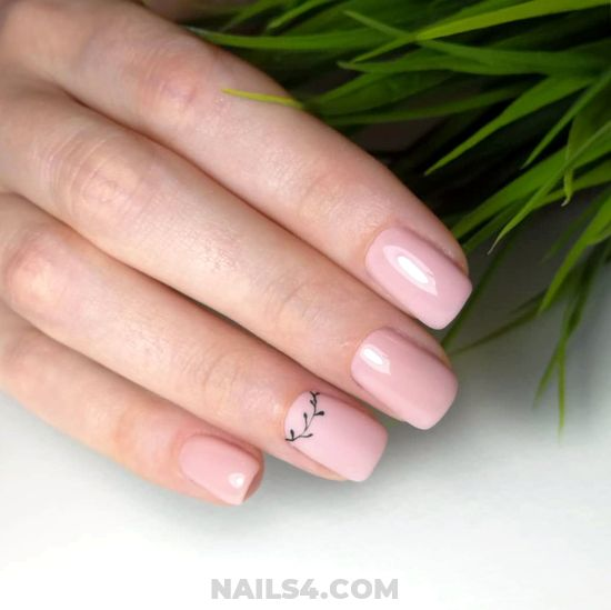 My Classic & Top Gel Nails Ideas - graceful, party, diy