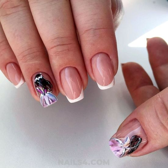 My Cool & Super Acrylic Nail Style - art, naildesign, love