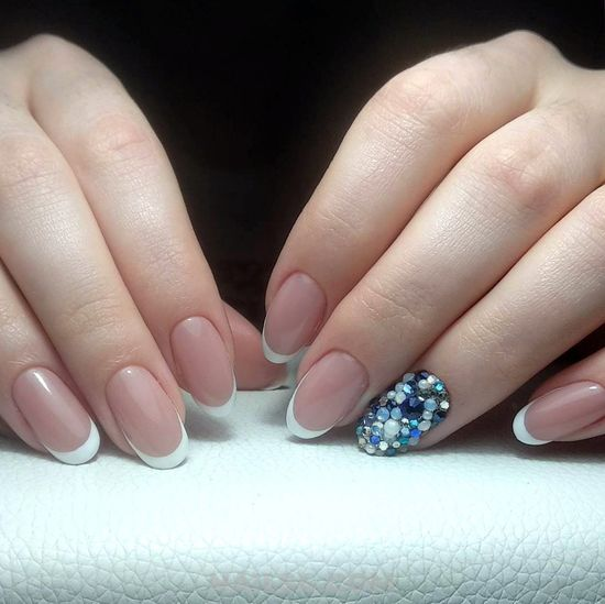 My Cutie And Graceful Gel Nail Style - sexiest, nails, nailartdesigns, diy
