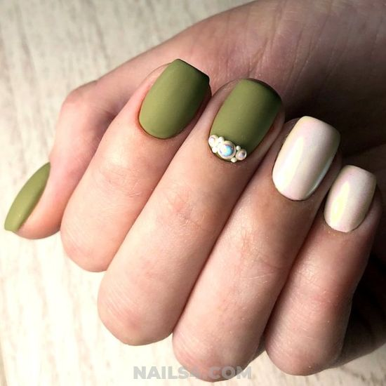 My Dainty Inspirational Acrylic Nail Art Ideas - clever, gorgeous, precious, nails