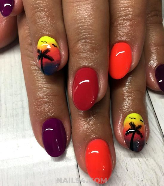 My Dreamy And Graceful Art - manicure, sweet, nail, nailidea