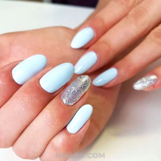 My Enchanting & Perfect Gel Manicure Art Ideas - fashionable, plush, nails, manicure