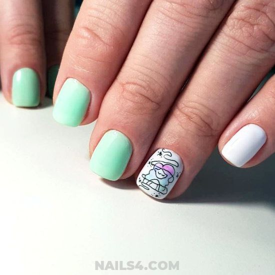 My Fashion & Gorgeous Gel Manicure Style - fashion, awesome, naildesigns, nail