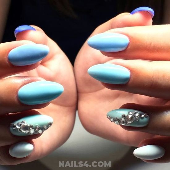 My Fresh Perfect Gel Manicure Art Ideas - smart, nails, nailartideas, clever