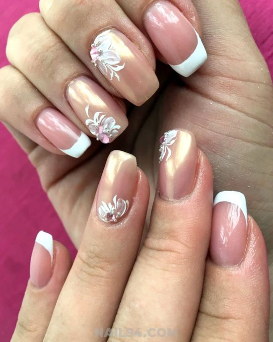 My Glamour Colorful Acrylic Nails Art Ideas - magic, nail, super