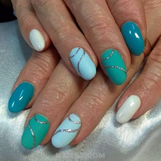 My Gorgeous & Classy Gel Nails Art Design - classic, perfect, naildesign, nail