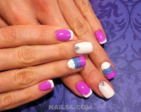 My Graceful And Awesome Nails Art Design - best, nailtech, party