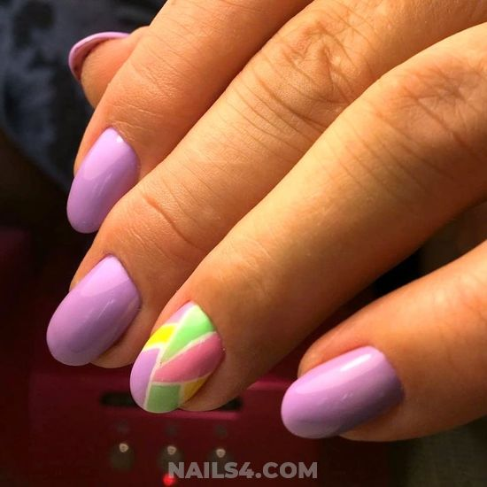 My Handy And Dainty Acrylic Nail Design Ideas - nailpolish, best, nailstyle, nails