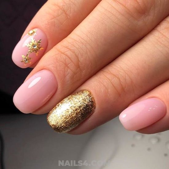My Lovely & Best Gel Manicure Ideas - nice, cutie, royal