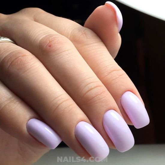 My Top & Elegant American Gel Nail - elegant, nails, furnished, trendy