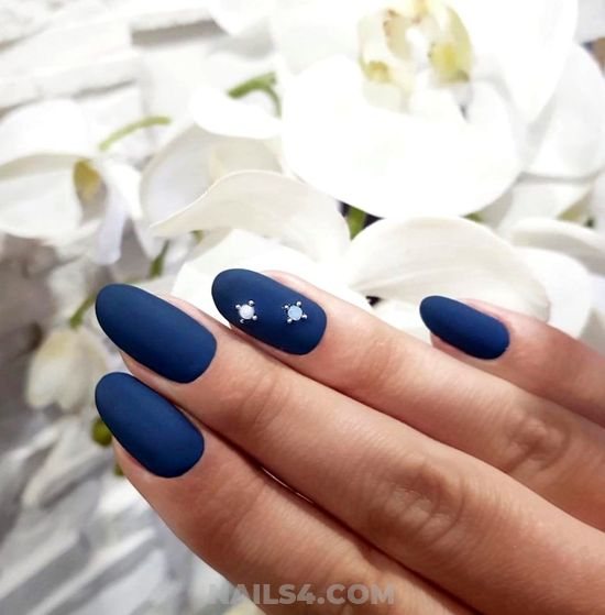 Nice And Ceremonial Nail Style - shiny, teen, nail, diynailart