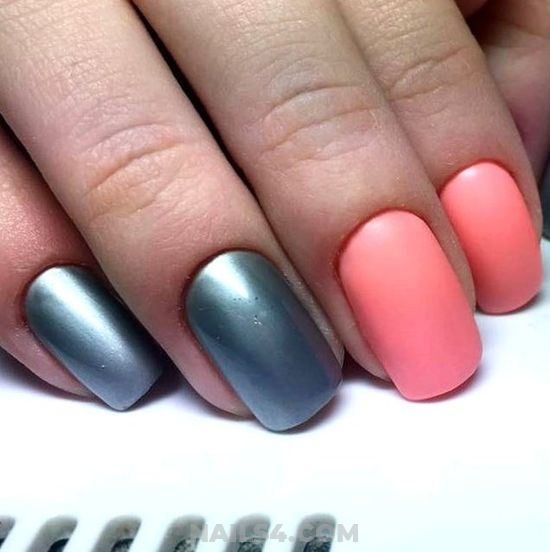 Orderly Elegant Gel Manicure Trend - nail, naildesigns, delightful, sexy