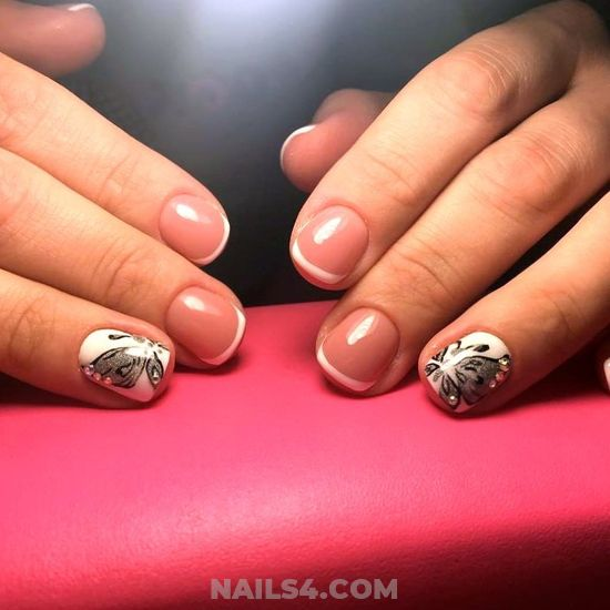 Pretty Charming Acrylic Nails Style - nail, lovely, artful, beautytips