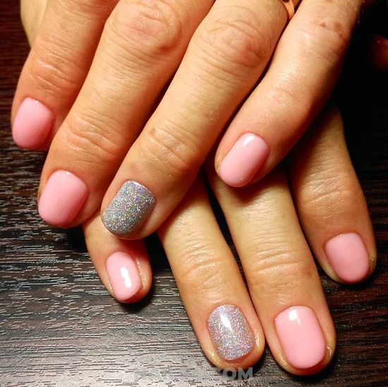 Professionail & Adorable Gel Nails Style - cute, sweetie, nailartdesigns, nail
