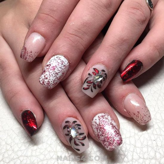 Professionail And Charming Nails Idea - diynailart, nail, perfect, teen