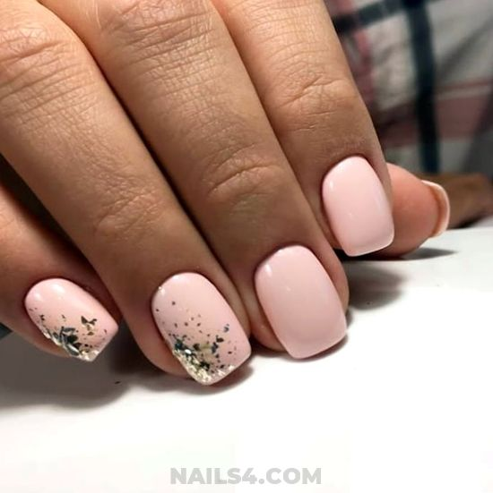 Super And Classic American Acrylic Nails Design Ideas - gel, fashionable, sweet, nail, dainty