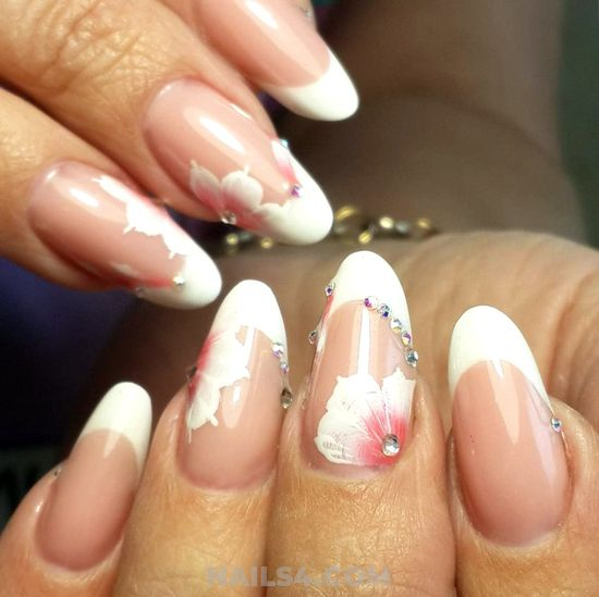 Top & Adorable Manicure Art - attractive, cutie, nails, naildesign