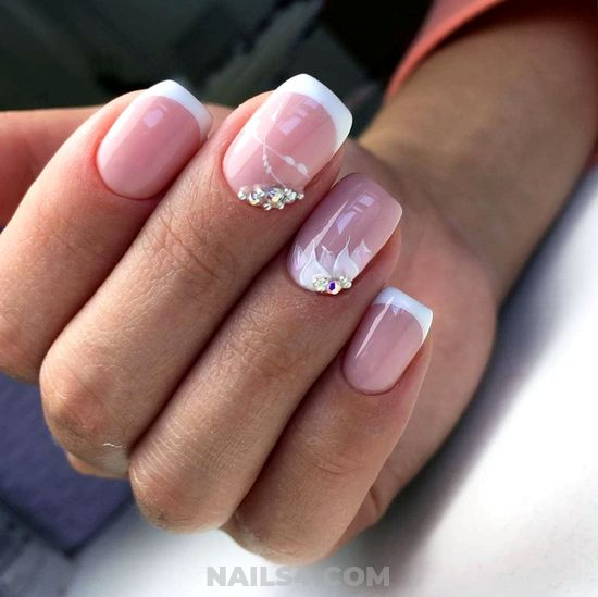 Wonderful And Birthday Acrylic Nails Design Ideas - nails, nailideas, lovable