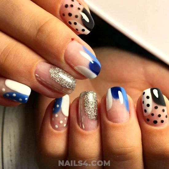 Wonderful & Delightful Acrylic Manicure Design Ideas - selection, amusing, cute