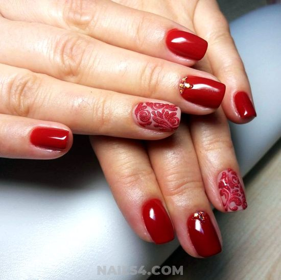 Best Super Manicure Idea - nails, clever, perfect