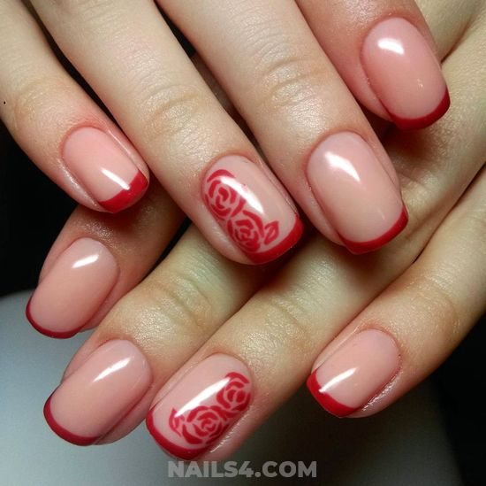 Birthday & Super Trend - nails, naildesign, vacation, cute