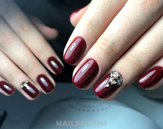 Charming & Super Nails Art - charming, nails, ravishing, manicure