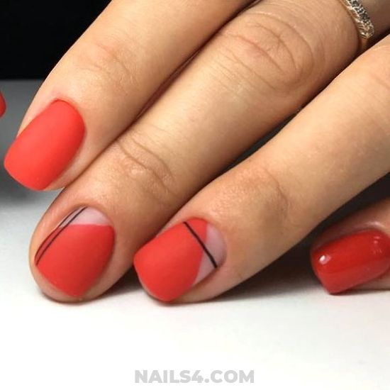 Creative And Handy Acrylic Manicure Art Ideas - sexiest, gettingnails, dainty, nail