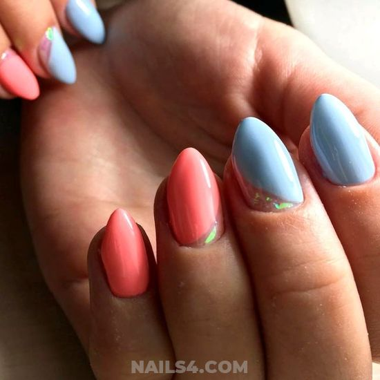 Creative & Lovable Nail Ideas - elegant, naildesign