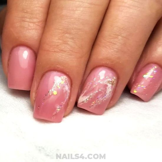 Cute And Unique French Manicure Art Ideas - nails, beautiful, enchanting, lovely