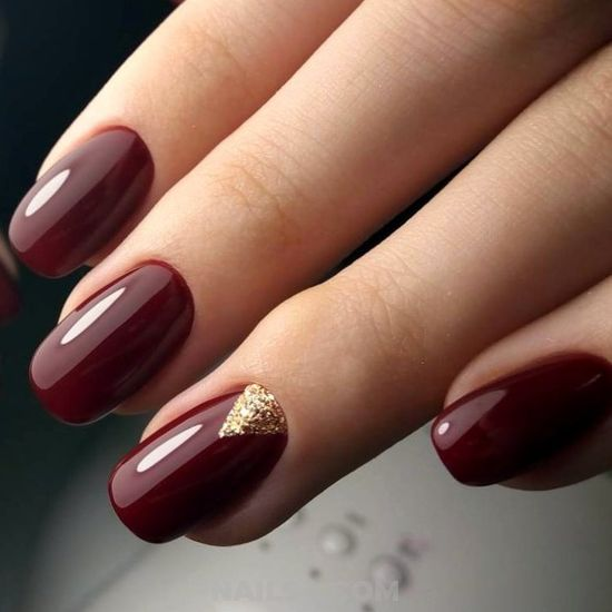 Dainty And Stately Gel Nail Art - style, nails, naildesign, diy, sexy
