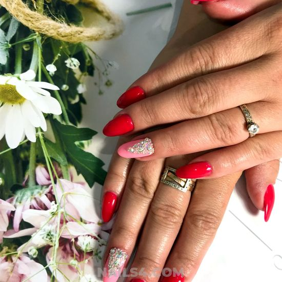 Easy And Classic Acrylic Nails Art Design - furnished, smart, nails