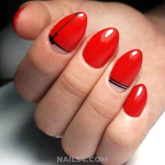 Incredibly And Casual Manicure Art Ideas - trendy, nails, gel, handsome, cute