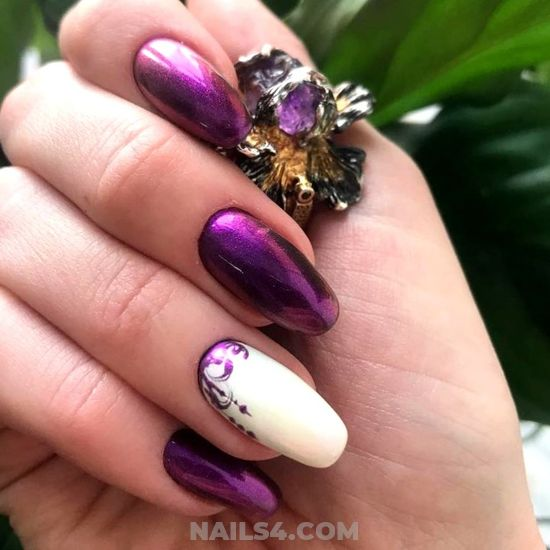 Incredibly Dream French Acrylic Manicure Design - cunning, vacation, glamour