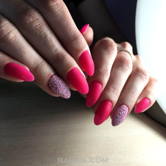 Inspirational And Cutie Gel Nails Trend - nails, ideas, hilarious