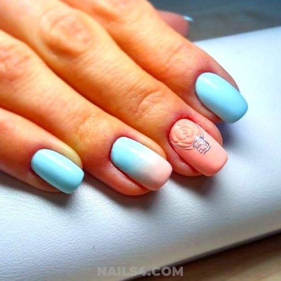 Inspirational & Chic Nails Design Ideas - clever, nails, selection