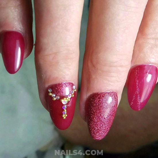 My Adorable & Hot Manicure Design Ideas - nail, selfnail, glamour, style, cutie