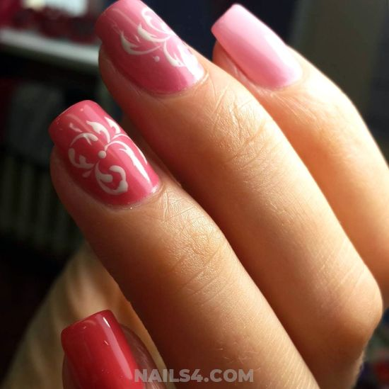 My Fantastic Graceful Gel Manicure Style - shiny, teen, classic, nail
