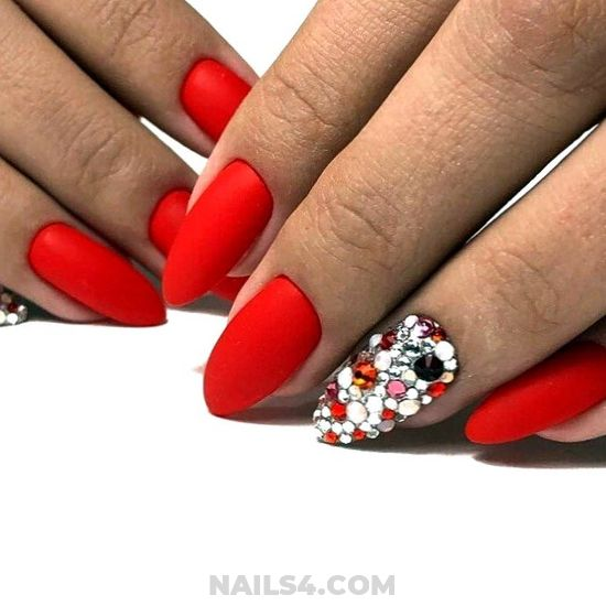 Orderly Attractive American Nail - glamour, nail, love, star, dreamy