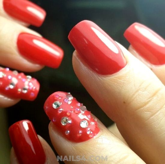 Perfect And Chic Nails Design - plush, beauty, clever