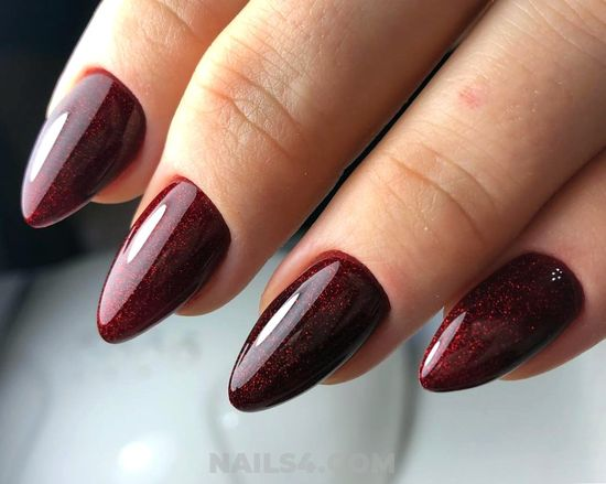 Stately And Casual French Gel Nail - cunning, smart, gelpolish